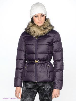 Куртка People. Цвет: фиолетовый