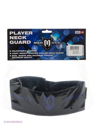 Защита шеи игрока MAD GUY. Цвет: черный