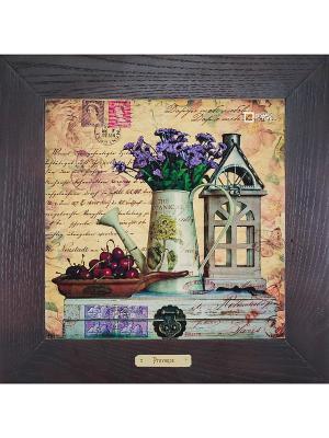 Картина-сувенир Дарю тебе любовь Ceramic Picture. Цвет: бежевый
