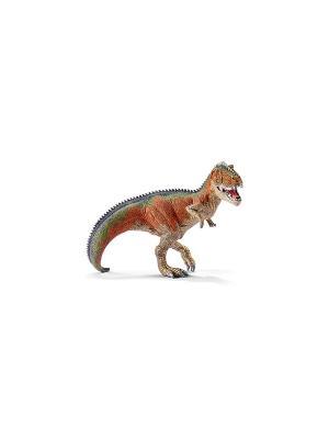 Гигантозавр SCHLEICH. Цвет: зеленый, рыжий, серый