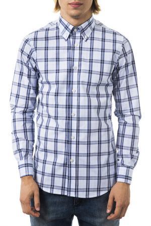 Shirt UominItaliani. Цвет: navy and white