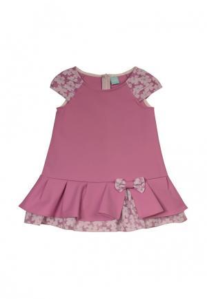 Платье AnyKids. Цвет: фуксия