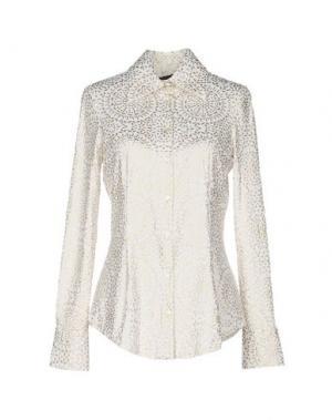 Pубашка FISICO. Цвет: белый