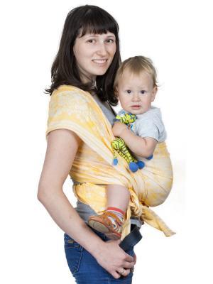 Слинг-шарф Герба Чудо-Чадо. Цвет: рыжий