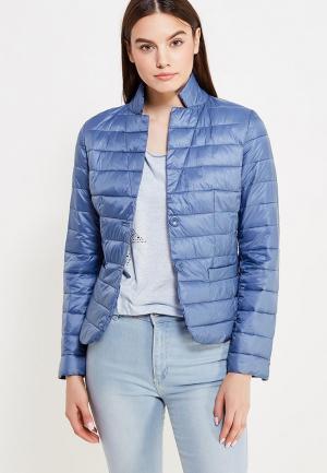 Куртка утепленная Tantra. Цвет: голубой