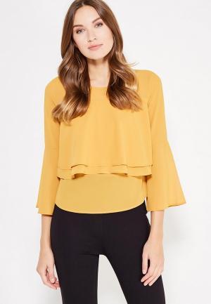 Блуза Motivi. Цвет: коричневый