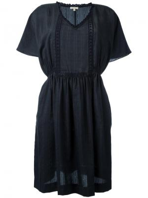 Платье Havane Bellerose. Цвет: чёрный
