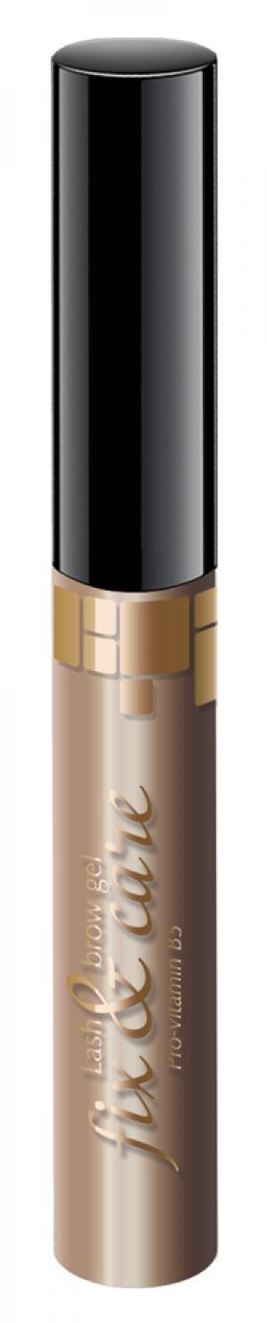 Гель для бровей Art-Visage Светло-коричневый. Цвет: светло-коричневый
