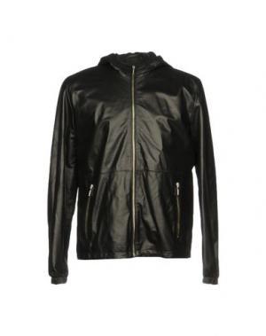 Куртка BIKKEMBERGS. Цвет: черный