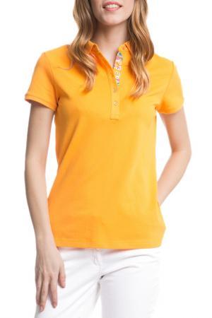 Футболка-поло U.S. Polo Assn.. Цвет: tr0028 оранжевый