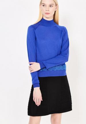 Водолазка Versace Jeans. Цвет: синий