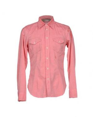 Pубашка IT'S MET. Цвет: красный