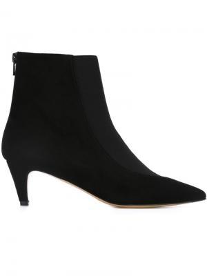 БотинкиMoshe Bionda Castana. Цвет: чёрный