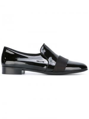 Лакированные туфли Giuseppe Zanotti Design. Цвет: чёрный