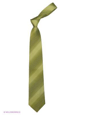 Галстук UNGARO. Цвет: оливковый