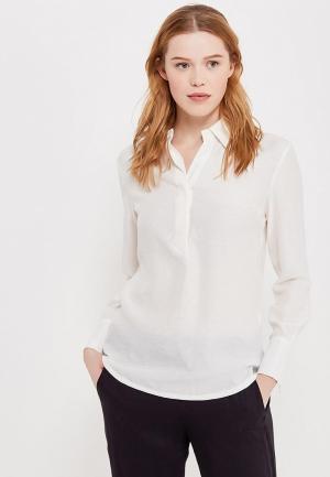 Блуза Devore. Цвет: белый