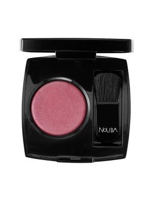 Румяна запеченные BLUSHOW baked blush, тон 02 2гр NOUBA. Цвет: розовый