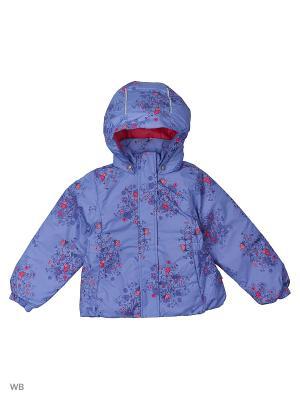 Куртка Lassie by Reima. Цвет: голубой