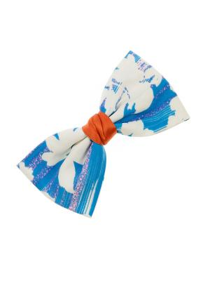 Заколка-автомат для волос Pretty Mania. Цвет: голубой, белый, оранжевый