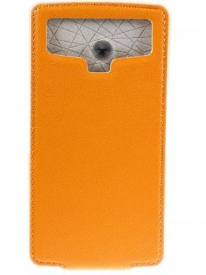 Partner ПР032064 Universal Flip-case 4.2 orange. Цвет: оранжевый