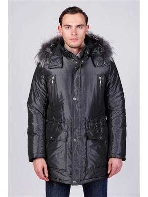 Куртка мужская Barkland. Цвет: серый