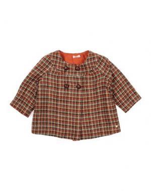 Пиджак MICROBE. Цвет: оранжевый