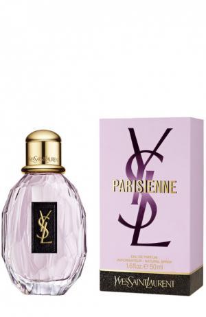 Парфюмерная вода Parisienne YSL. Цвет: бесцветный