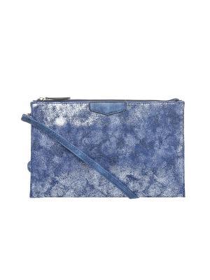 Сумка Migura. Цвет: серо-голубой, серый, темно-фиолетовый