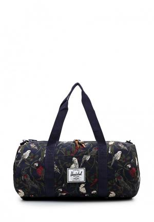 Сумка Herschel Supply Co. Цвет: синий