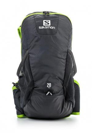 Рюкзак Salomon. Цвет: серый
