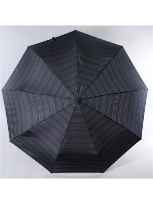 Зонт Zest. Цвет: антрацитовый, розовый