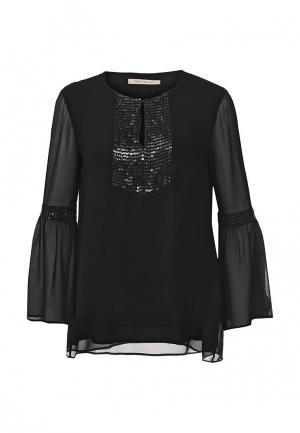 Блуза Pennyblack. Цвет: черный
