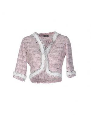 Пиджак CHARLOTT. Цвет: розовый