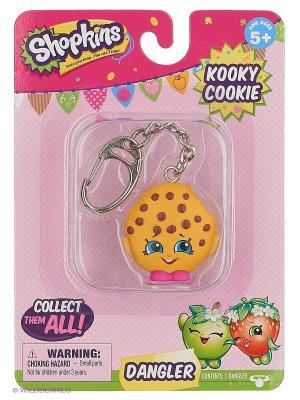 Брелок Шопкинс Shopkins Kooky Cookie Moose. Цвет: желтый