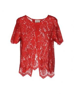Блузка BELAIR. Цвет: красный