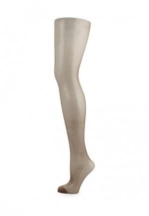 Колготки Conte elegant. Цвет: коричневый
