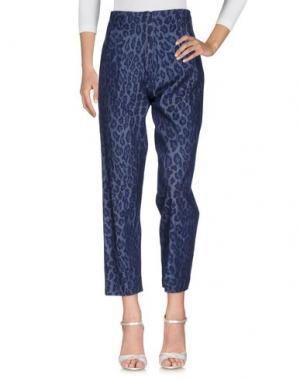 Джинсовые брюки SOHO DE LUXE. Цвет: синий