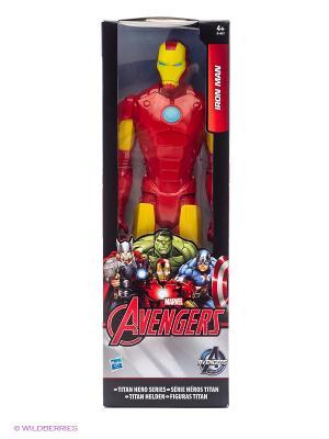 Титаны: Фигурки Мстителей Hasbro. Цвет: красный