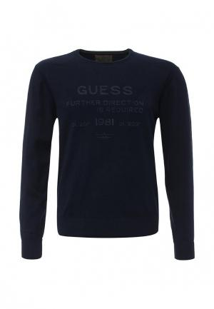 Джемпер Guess Jeans. Цвет: синий