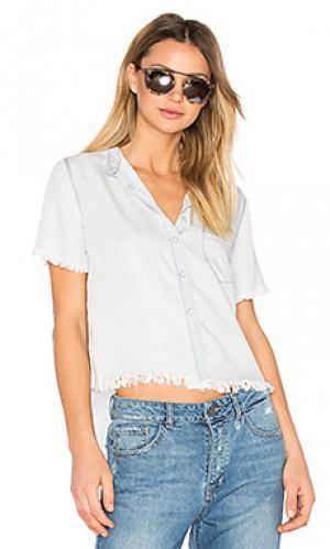Рубашка montauk DL1961. Цвет: синий