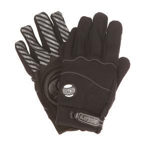 Защита на ладони  Glove Stealth Sector 9. Цвет: черный
