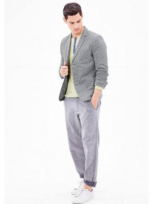 Пиджак S.OLIVER. Цвет: серо-голубой