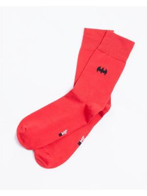 Носки Mark Formelle. Цвет: красный
