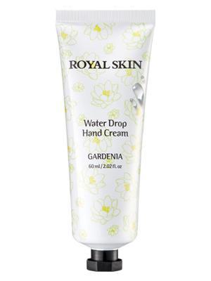 Тающий крем для рук с экстрактом гардении Water Drop, 60 мл Royal Skin. Цвет: светло-бежевый