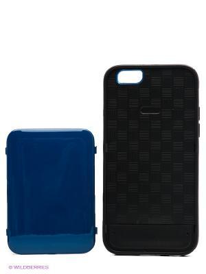 Чехол для iphone 6 WB. Цвет: синий, черный