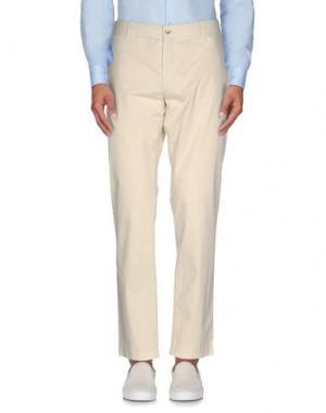 Повседневные брюки J. LINDEBERG. Цвет: слоновая кость