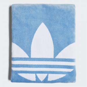 Полотенце  Originals adidas. Цвет: белый