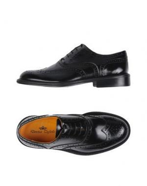 Обувь на шнурках DOMENICO TAGLIENTE. Цвет: черный