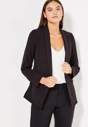 Пиджак Dorothy Perkins. Цвет: черный