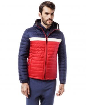 Куртка HAYAS 2 в 1 JK-0190 RED/NAV HENDERSON. Цвет: красный